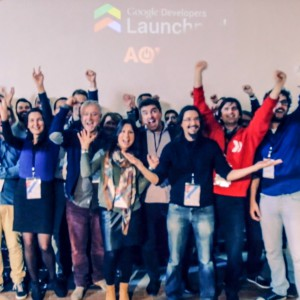 Google Developers Launchpad Week - Bordeaux 2015 - La Pure Prod